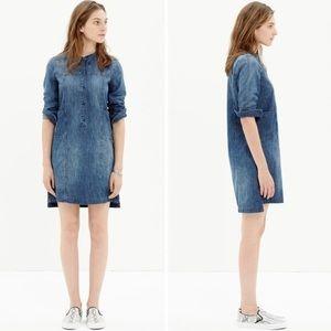 Madewell Jean Tunic Dress